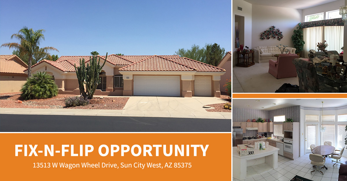 13513 W Wagon Wheel Dr, Sun City West, AZ 85375
