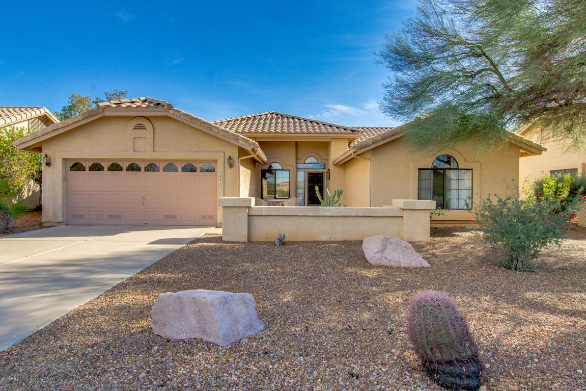 7881 E Jojoba Circle Gold Canyon AZ 85118